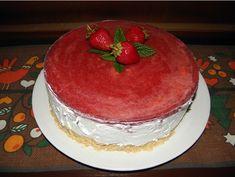 Drugačiji i puno ukusniji – Čizkejk sa jagodama Cheese, Cake, Desserts, Food, Tailgate Desserts, Deserts, Kuchen, Essen, Postres