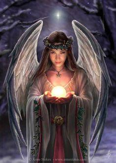 Yule Angel / Ange de Noël