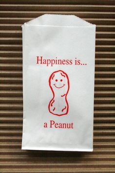 """Perfect to fill with circus peanuts or any other """"peanut"""" thing for a circus party!"""