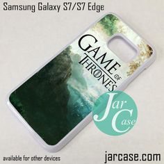 Game Of Thrones Cover Phone Case for Samsung Galaxy S7 & S7 Edge