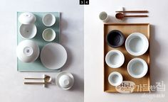 행복이 가득한 집_ 2014 <행복> 캠페인_집밥, 함께 먹기 그릇에도 맛이 있다