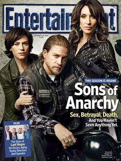 Sons of Anarchy-Entertainment Weekly
