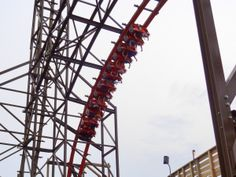 Goliath Review and Media Day Coverage - Coaster101