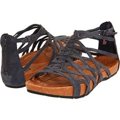 Earth sandals- Very cute for with summer sundresses .