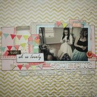 A Project by shimelle from our Scrapbooking Gallery originally submitted 04/01/12 at 03:21 AM