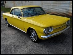 1963 Chevrolet Corvair Monza 900 ~ I had one of these, it was blue but don't remember what year it was! 1960-1969