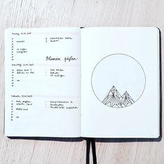 Bullet Journal : 5 idées de pages pour s'organiser ⋆ Blog du Dimanche