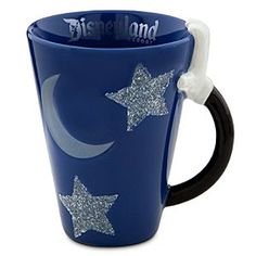 Sorcerer Mickey Mouse Glitter Mug - Disneyland 2013 | Disney StoreSorcerer Mickey Mouse Glitter Mug - Disneyland 2013 - Reanimate all the magic of your Disneyland visit with this souvenir mug fashioned after Mickey's iconic Sorcerer's Hat from Fantasia with glittering stars and shimmering moon, plus 2013 logo!