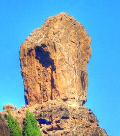 El Roque Nublo en Gran Canaria by El Coleccionista de Instantes . on 500px