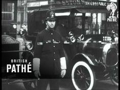 Traffic Scenes In London (1930-1939) - YouTube