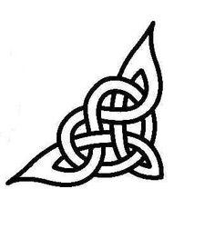 Celtic love symbol