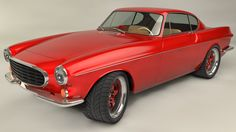 Volvo P1800 by SamCurry