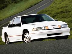 Is It OK To Like These Again: Chevrolet Lumina Z34 Edition