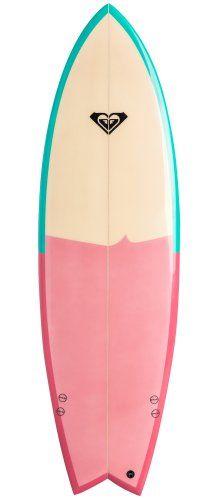 Minimal design for ROXY surfboard
