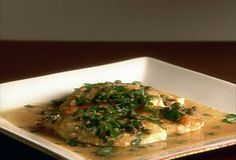 Chicken Piccata from Giada-FoodNetwork.com