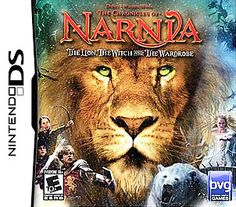 Brand NewThe Chronicles of Narnia: The Lion The Witch and The Wardrobe is a definitive action adventure based on the Walt Disney Pictures and Walden Media film Nintendo Game Boy Advance, Nintendo Ds, Narnia Lion, Ds Games, Xbox Games, Movies Worth Watching, Hits Movie, Movies, Fantasy