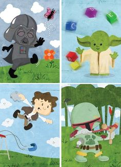 more baby star wars
