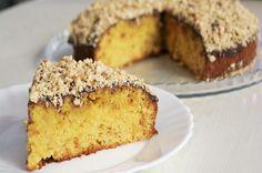 Пирог с халвой/ Очень вкусно! рецепт с фотографиями