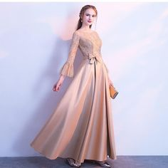 Gaun Dress, Dress Brokat, Gown Party Wear, Hijab Dress Party, Hijab Evening Dress, Formal Evening Dresses, Desi Wedding Dresses, Bridesmaid Dresses, Pretty Dresses