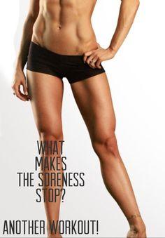 Another Workout! Motivation :) #Advocarepintowin2013 www.advocare.com/12015877