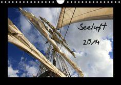 Seeluft (Wandkalender 2014 DIN A4 quer) bei averdo