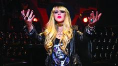 Orianthi Extreme Metal, Women In Music, Horror Show, Halloween Face Makeup, World, Concert, Concerts, The World