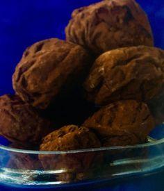 Δαμάσκηνα γεμιστά με σοκολάτα και καλυμμένα με κακάο (1 μονάδα) | Diaitamonadwn.gr