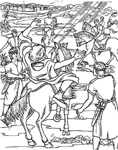 acts 20 coloring pages - photo#9