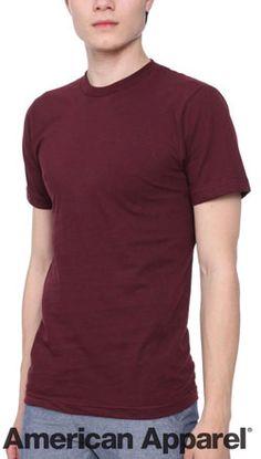 Custom American Apparel, Personalized American Apparel Shirts