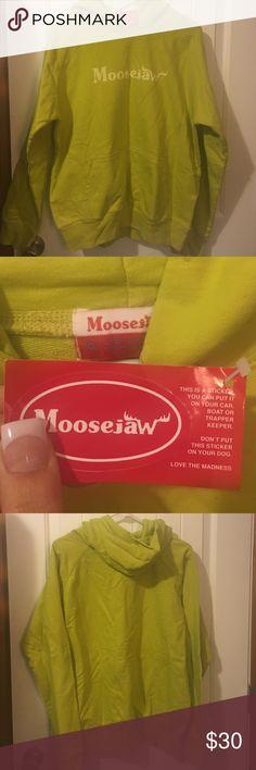 MooseJaw Hoodie NWT. Moosejaw Tops Sweatshirts & Hoodies