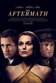 Alexander Starsgard *NOT A DVD* Promotional Flyer Aftermath Keira Knightly