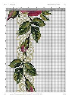 Geri Dönüşüm Projeleri Cross Stitching, Cross Stitch Embroidery, Cross Stitch Patterns, Prayer Rug, Cross Stitch Rose, Table Linens, Embroidery Designs, Diy And Crafts, Africa