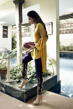 Wonderful Momina Teli Trends Eid Dresses Collection 2016