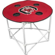 South Carolina Gamecocks Gameday Folding Table