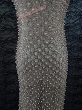 Brand Name: JIANXI.C Product Type: Lace Technics: Embroidered Material: Polyester Feature: Elastic,Eco-Friendly,Water Soluble Decoration: Lace is_customized: Yes Width: inch Fabric Type: glitter lace fabric is_customized: Yes Tulle Lace, Lace Fabric, African, Glitter, Beads, French, Shop, Fashion, Beading