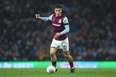 "Steve Bruce says Tottenham are ""nowhere near"" Aston Villa's valuation of Jack Grealish Jack Grealish, Steve Bruce, Championship Football, Aston Villa, Running, Work Clothes, Boys, Sports, Men"