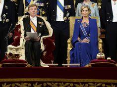 30-abr-13 - Willem-Alexander jura como rei da Holanda - Terra Brasil