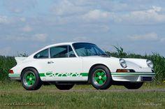 1973 porsche rs   Porsche 911 2.7Carrera RS, 1973