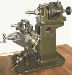 Boley Milling Machines