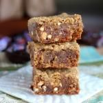 Pretzel Bottom Snickers Blondies