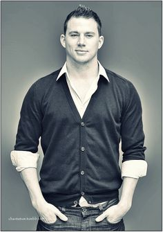 Channing Tatum! Can he get any hotter!?!