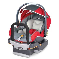 Chicco KeyFit Plus Infant Car Seat - Infant Car Seats - Baby Equipment - Products