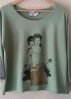 Compra mi artículo en #vinted http://www.vinted.es/ropa-de-mujer/camisetas/682964-camiseta-verde-menta