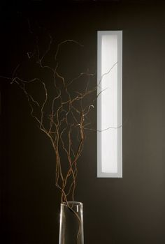 OCL: Zen Sconce - this one is recessed into the wall!