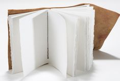 Book Arts and Photography » How to Make a Leather Journal