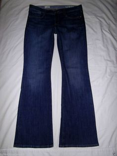 Lots of jeans starting at $5.99 and $7.99!   Women's GAP 1969 Signature Curvy Jeans Med-Dark Wash Stretch 31/12r *LKNEW*