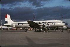 KLM Douglas DC-6