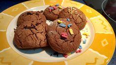 Galletas de chocolate abizcochadas https://mycook.es/receta/galletas-de-chocolate-abizcochadas