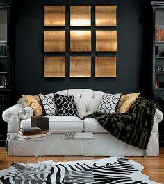 candice olson divine design dining room | Candice Olson's Divine Design: High Notes - ELLE DECOR