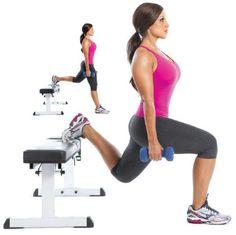 exercícios para elevar o bumbum
